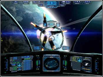 Freeform Space Combat Trader And Exploration Simulator