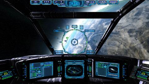 space station cockpit - photo #12